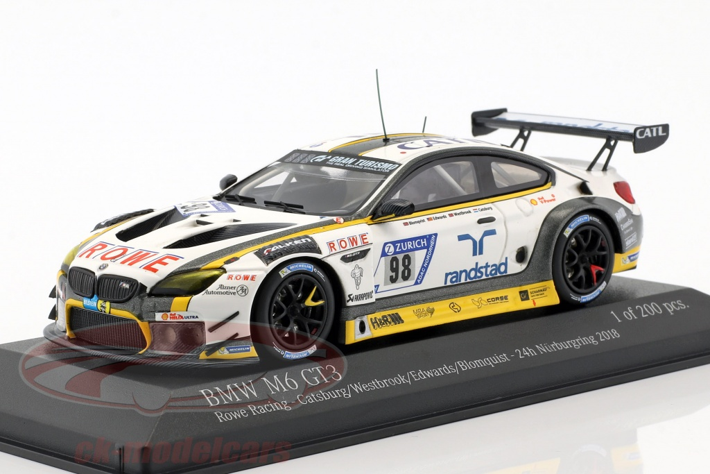 minichamps-1-43-bmw-m6-gt3-no98-24h-nuerburgring-2018-rowe-racing-447182698/