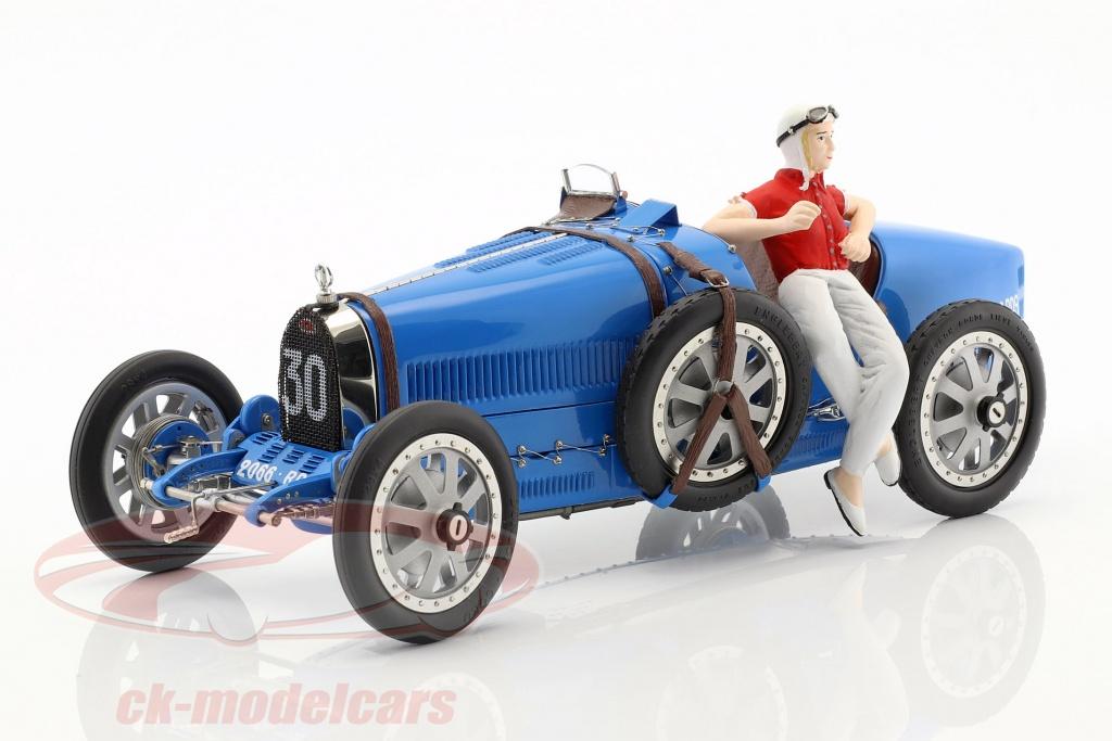 cmc-1-18-bugatti-type-35-grand-prix-no30-blauw-met-vrouw-renner-beeldje-m-100-b-018/