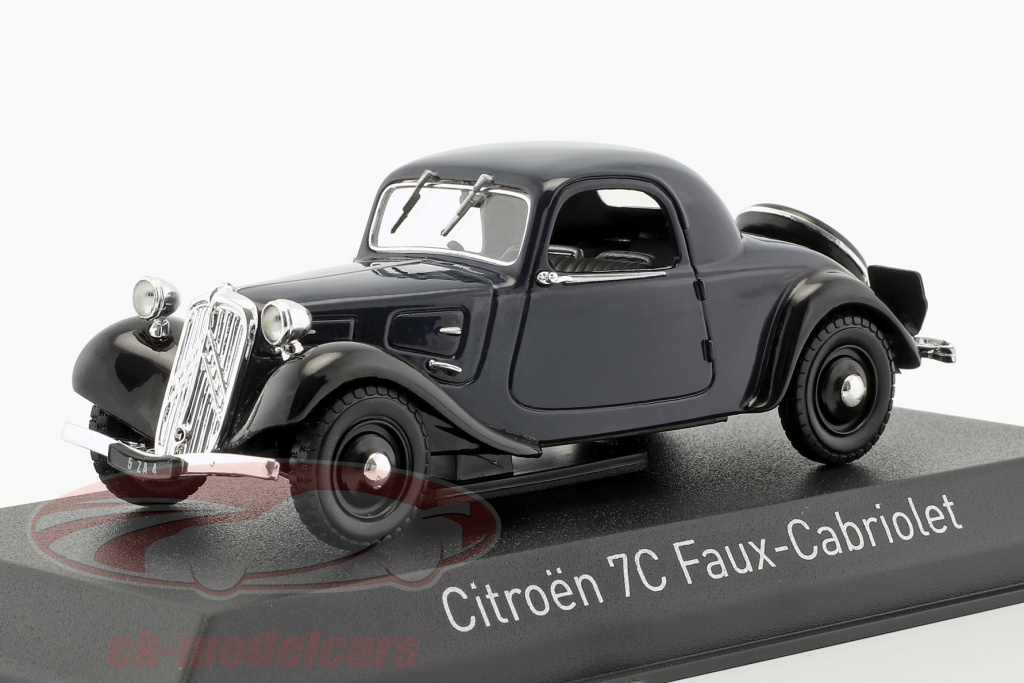 norev-1-43-citroen-7c-faux-cabriolet-year-1934-dark-blue-153029/