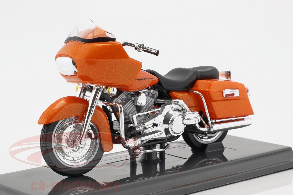 maisto-1-18-harley-davidson-fltr-road-glide-opfrselsr-2002-appelsin-39360-20-18865/