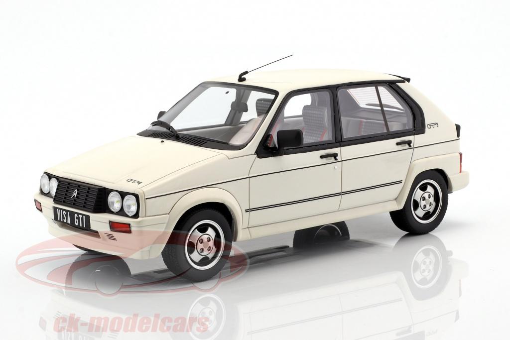 ottomobile-1-18-citroen-visa-gti-baujahr-1984-weiss-ot720/