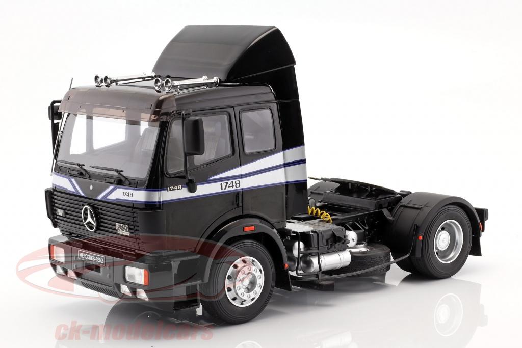 ottomobile-1-18-mercedes-benz-sk-1748-trekker-bouwjaar-1990-zwart-ot290b/