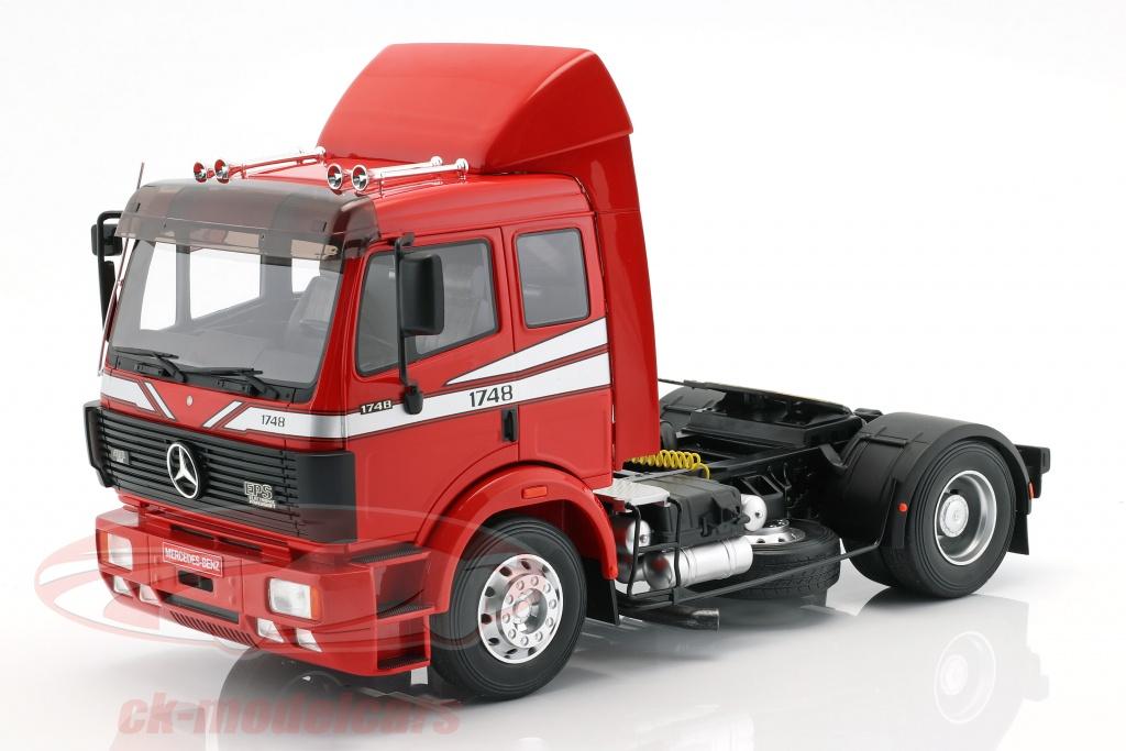 ottomobile-1-18-mercedes-benz-sk-1748-trattore-anno-di-costruzione-1990-splendore-rosso-ot290a/