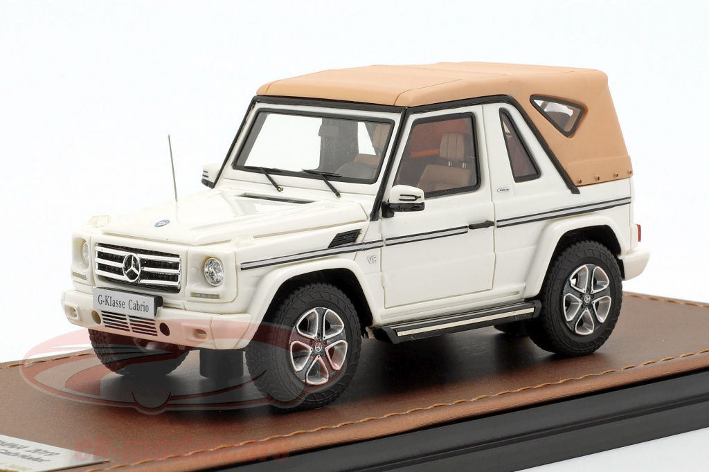 great-lighting-models-1-43-mercedes-benz-g500-cabriolet-closed-top-final-edition-2013-bianco-glm207104/