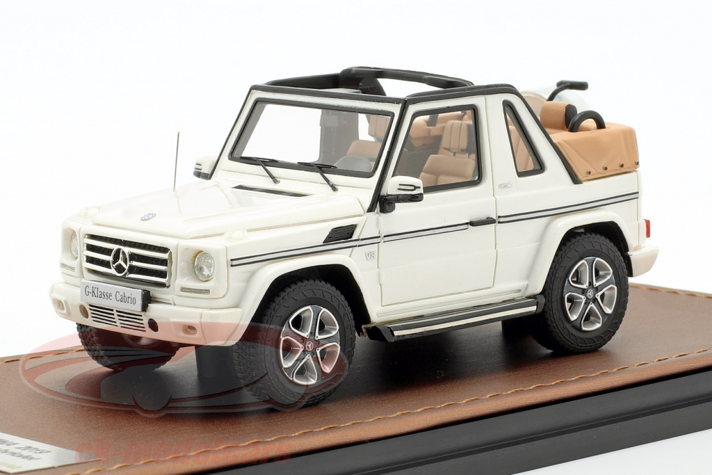 great-lighting-models-1-43-mercedes-benz-g500-cabriolet-open-top-final-edition-2013-bianco-glm207103/