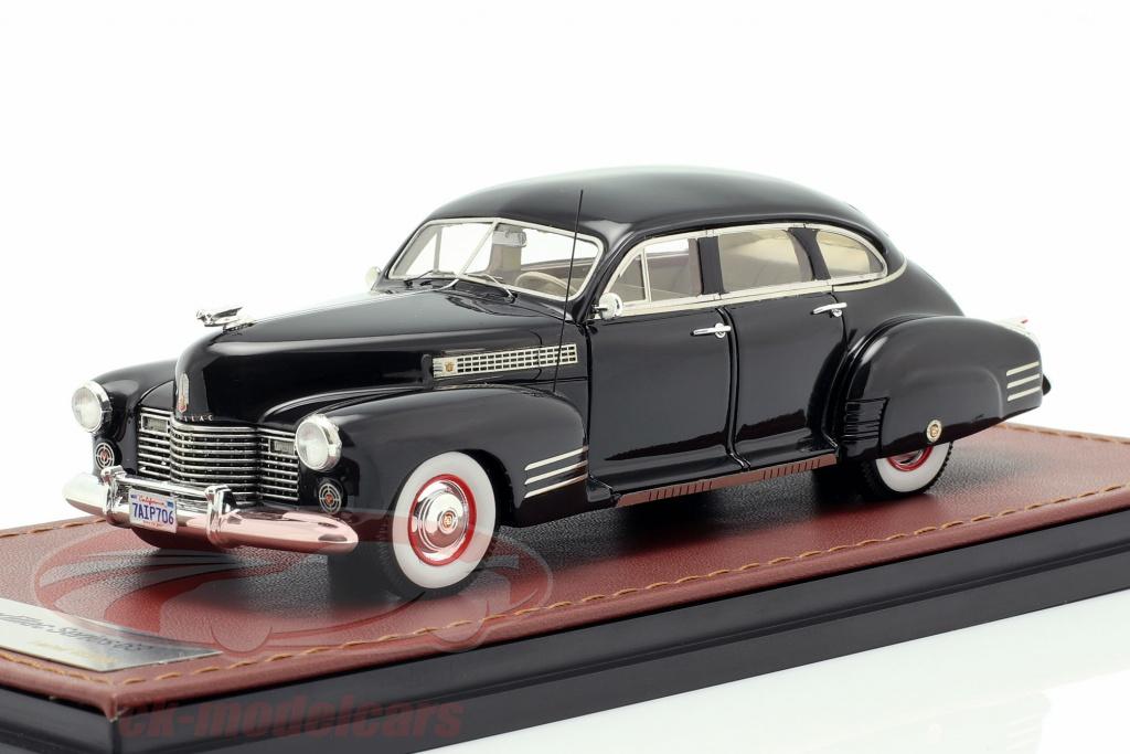 great-lighting-models-1-43-cadillac-series-63-year-1941-black-glm119901/