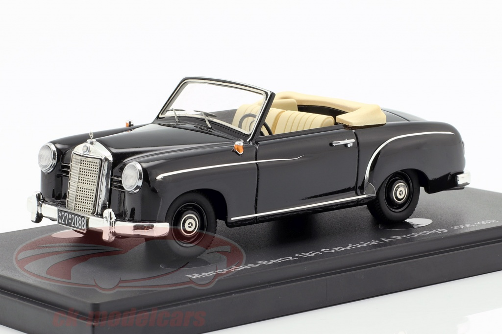 autocult-1-43-mercedes-benz-180-cabriolet-a-prototype-year-1953-black-60004/