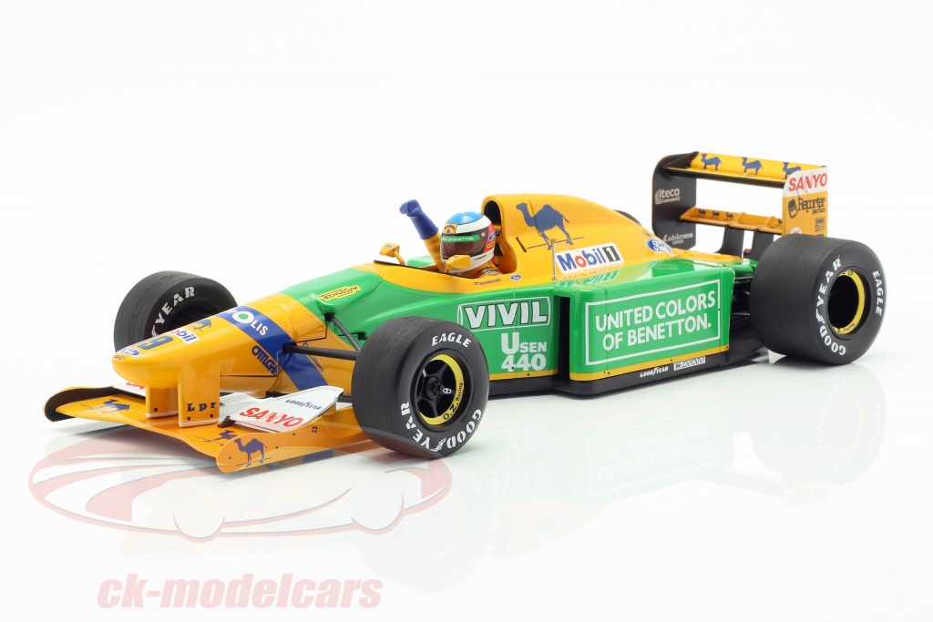 minichamps-1-18-m-schumacher-benetton-b192-no19-3rd-german-gp-formula-1-1992-110920099/