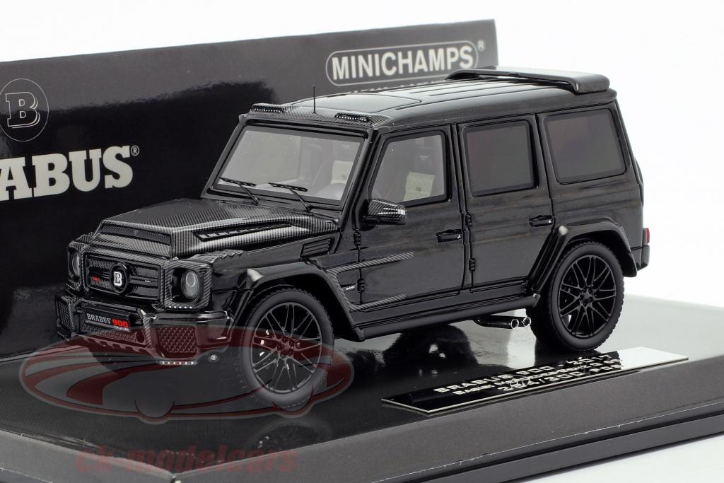 minichamps-1-43-brabus-900-gebaseerde-op-mercedes-benz-g-65-bouwjaar-2017-zwart-437037400/