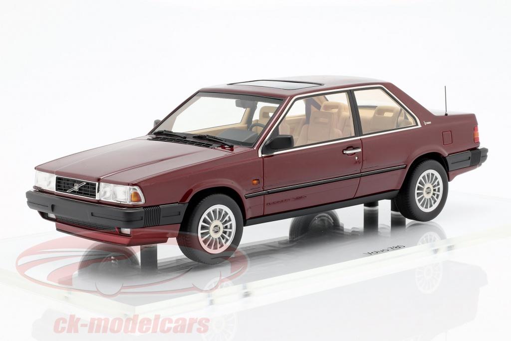 dna-collectibles-1-18-volvo-780-anno-di-costruzione-1986-rosso-metallico-dna000019/