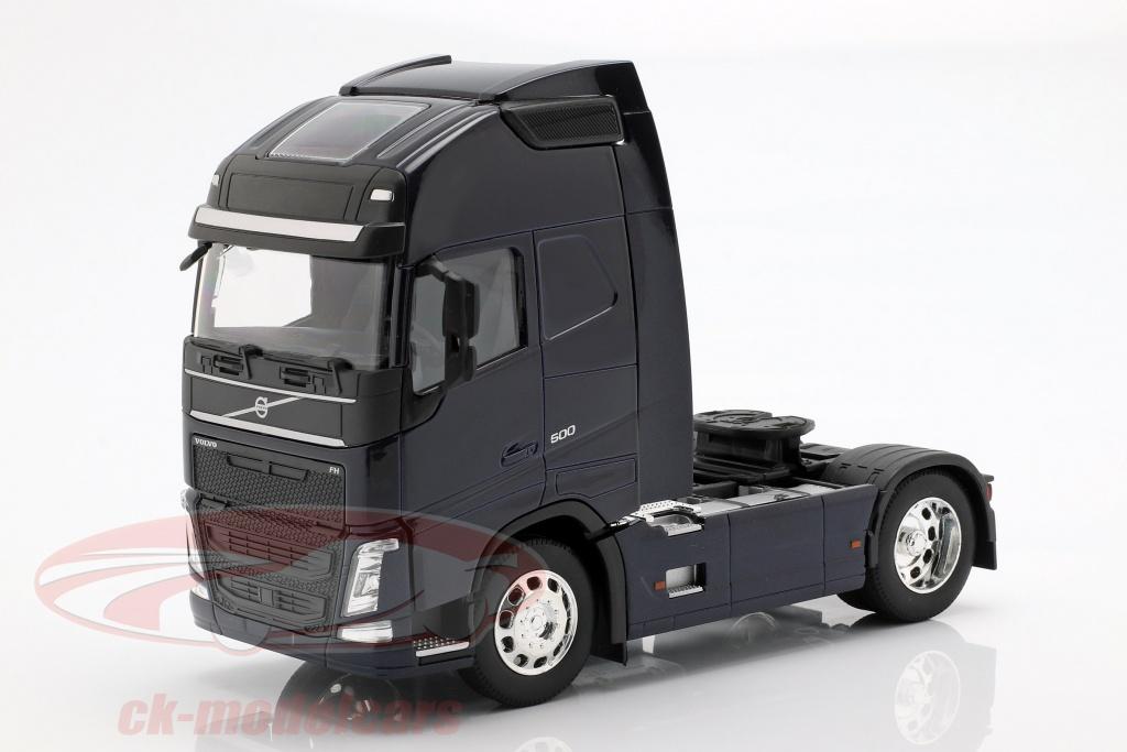 welly-1-32-volvo-fh-4x2-tracteur-annee-de-construction-2016-bleu-fonce-32690sb/