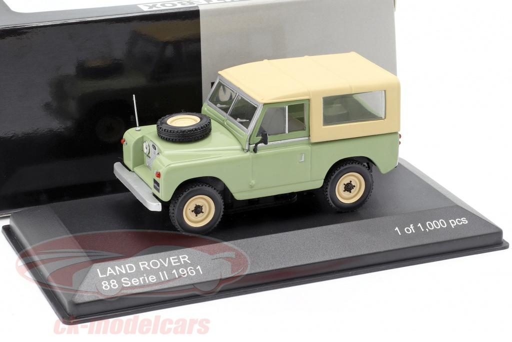 whitebox-1-43-land-rover-88-serie-ii-anno-di-costruzione-1961-luminoso-verde-beige-wb286/