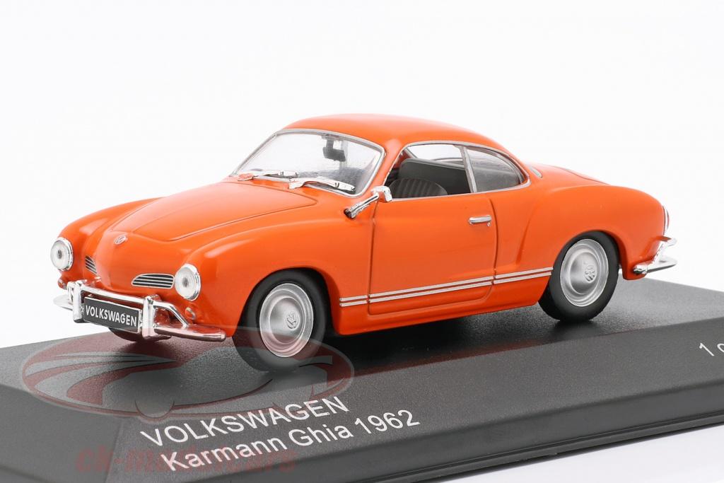 whitebox-1-43-volkswagen-vw-karmann-ghia-bouwjaar-1962-oranje-wb064/