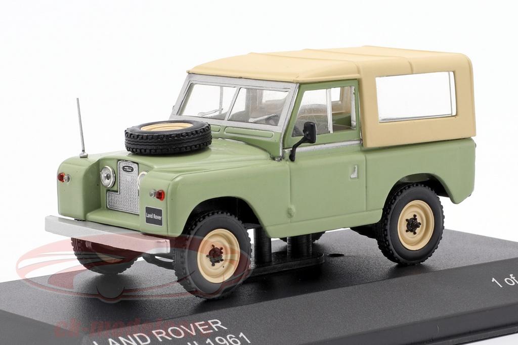 whitebox-1-43-land-rover-88-serie-ii-ano-de-construcao-1961-brilhante-verde-bege-wb286/