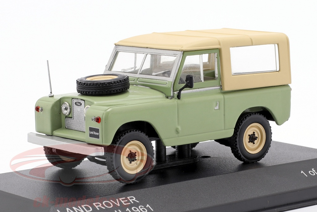 whitebox-1-43-land-rover-88-series-ii-year-1961-bright-green-beige-wb286/