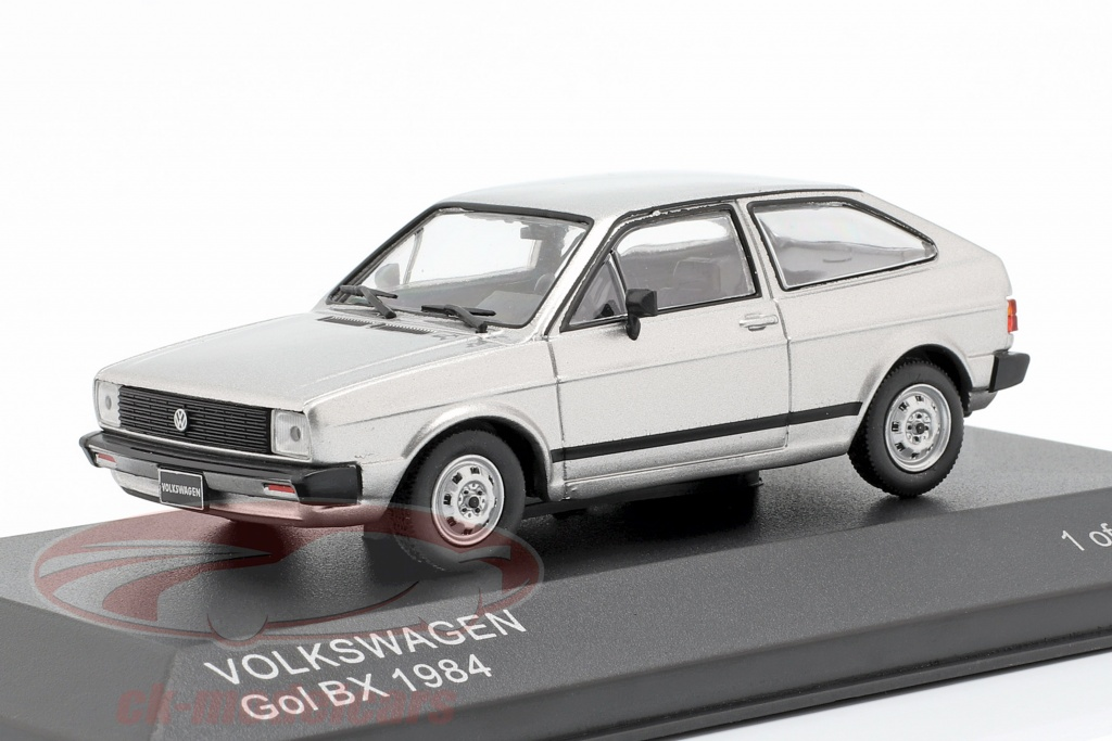whitebox-1-43-volkswagen-vw-gol-bx-year-1984-silver-metallic-wb065/