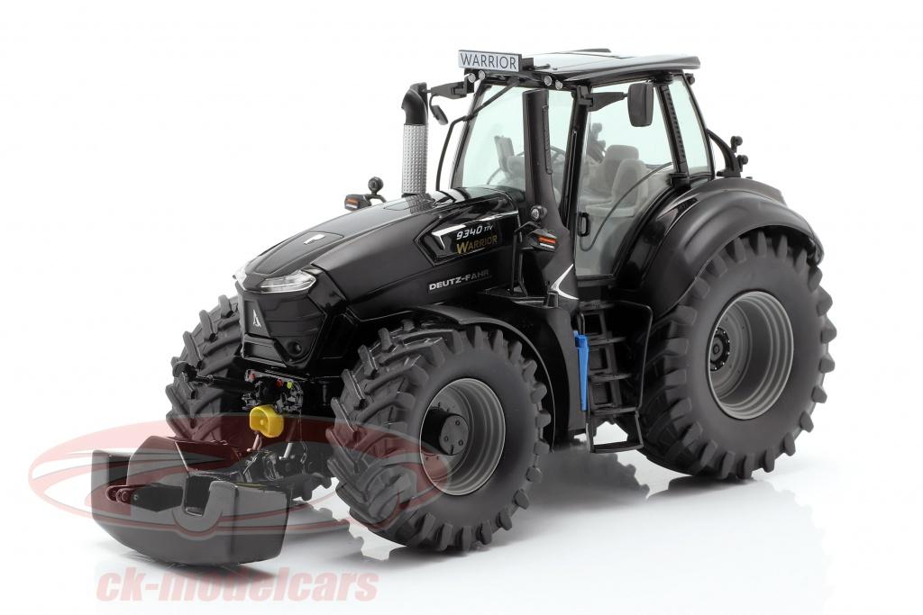 schuco-1-32-deutz-fahr-9340-ttv-warrior-tractor-zwart-450777300/