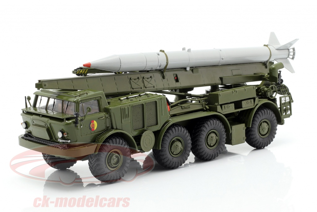 premium-classixxs-1-43-zil-135-baz-135-nva-missile-transport-vehicle-olive-green-gray-pcl47080/