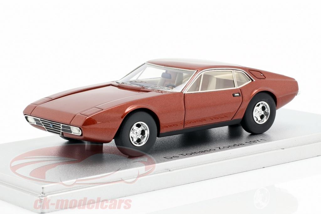 kess-1-43-de-tomaso-zonda-year-1971-bronze-metallic-43013010/