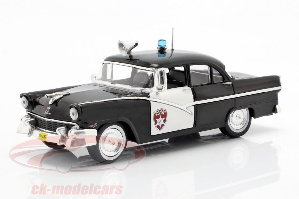 altaya-1-43-ford-fairlane-oakland-police-zwart-wit-in-blaar-ck54119/