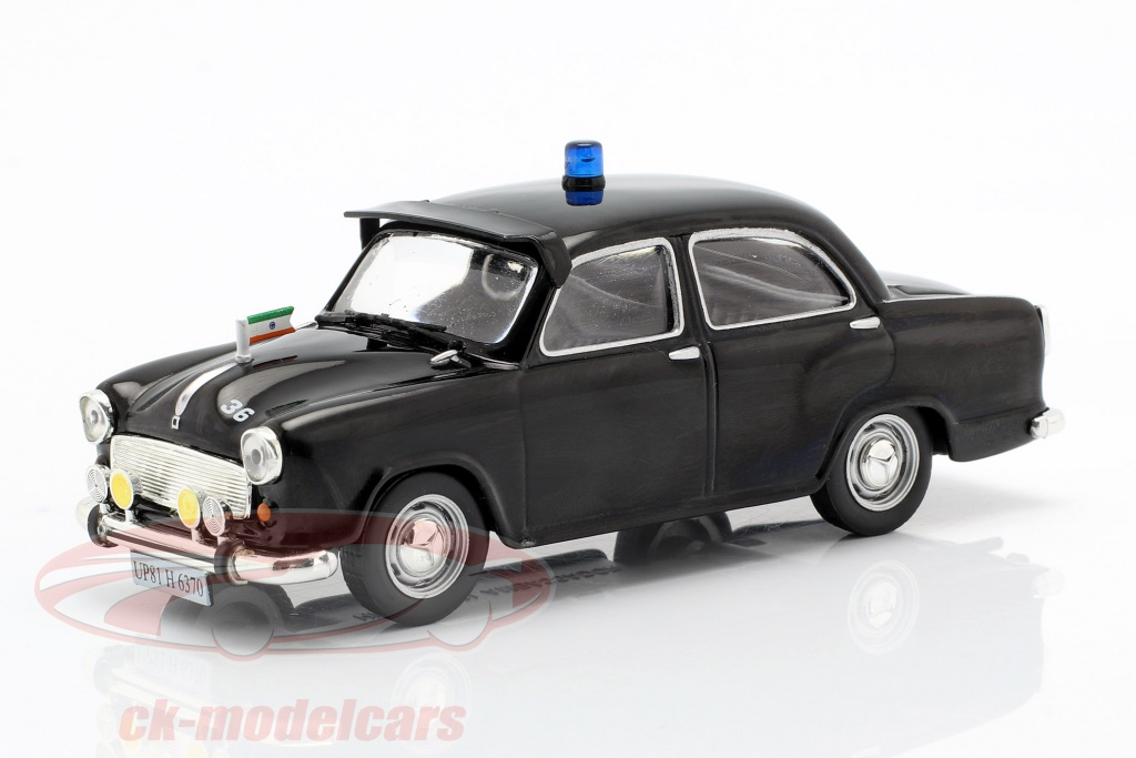 altaya-1-43-hindustan-ambassador-polizia-nero-in-bolla-ck54117/