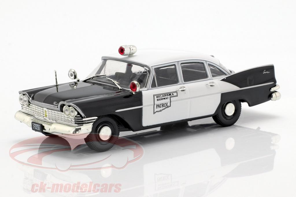 altaya-1-43-plymouth-savoy-oklahoma-highway-patrol-black-white-in-blister-ck54114/