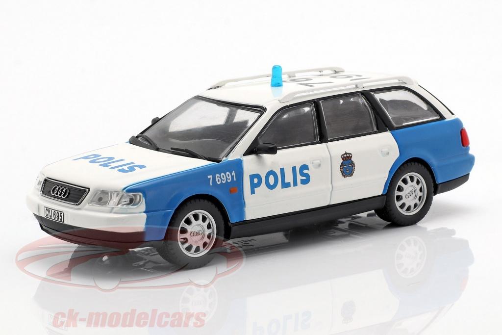 altaya-1-43-audi-a6-avant-politie-wit-blauw-in-blaar-ck54109/