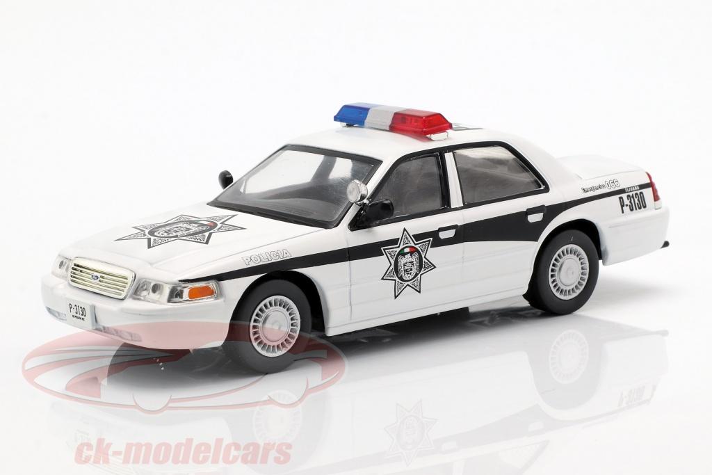 altaya-1-43-ford-crown-victoria-policia-mexique-blanc-ck54095/