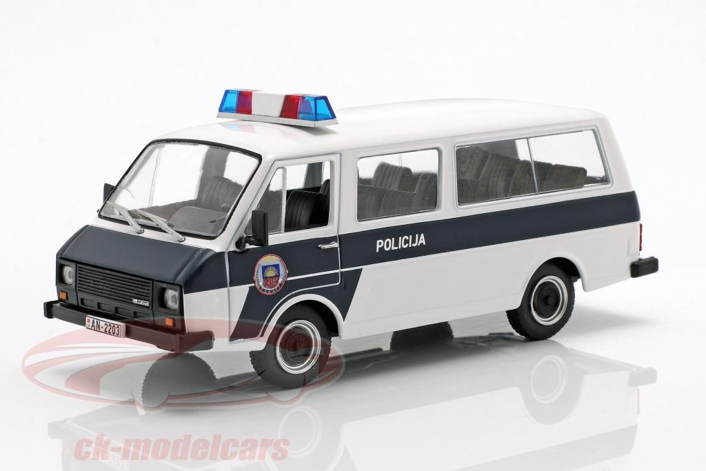 altaya-1-43-raf-22038-policija-blanco-azul-ck54093/
