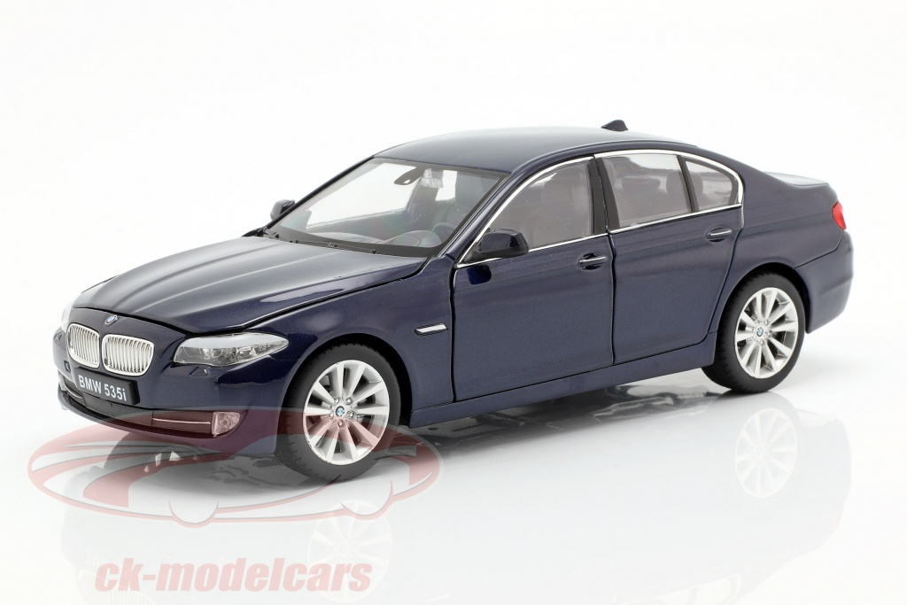 welly-1-24-bmw-535i-year-2010-dark-blue-metallic-24026/