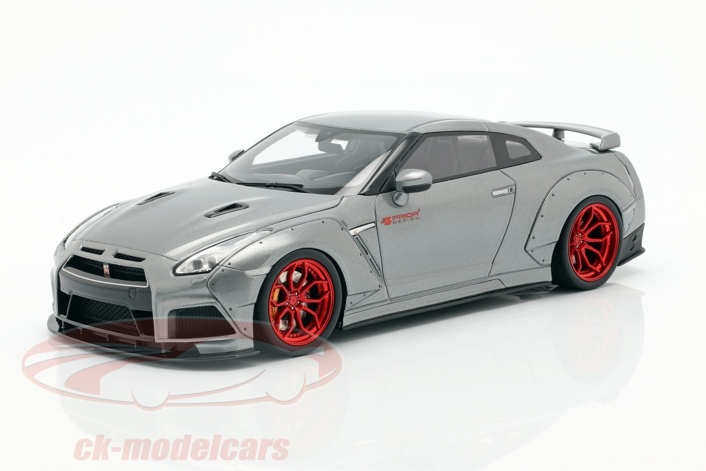 gt-spirit-1-18-nissan-gt-r-r35-prior-design-annee-de-construction-2015-gris-metallique-gt243/