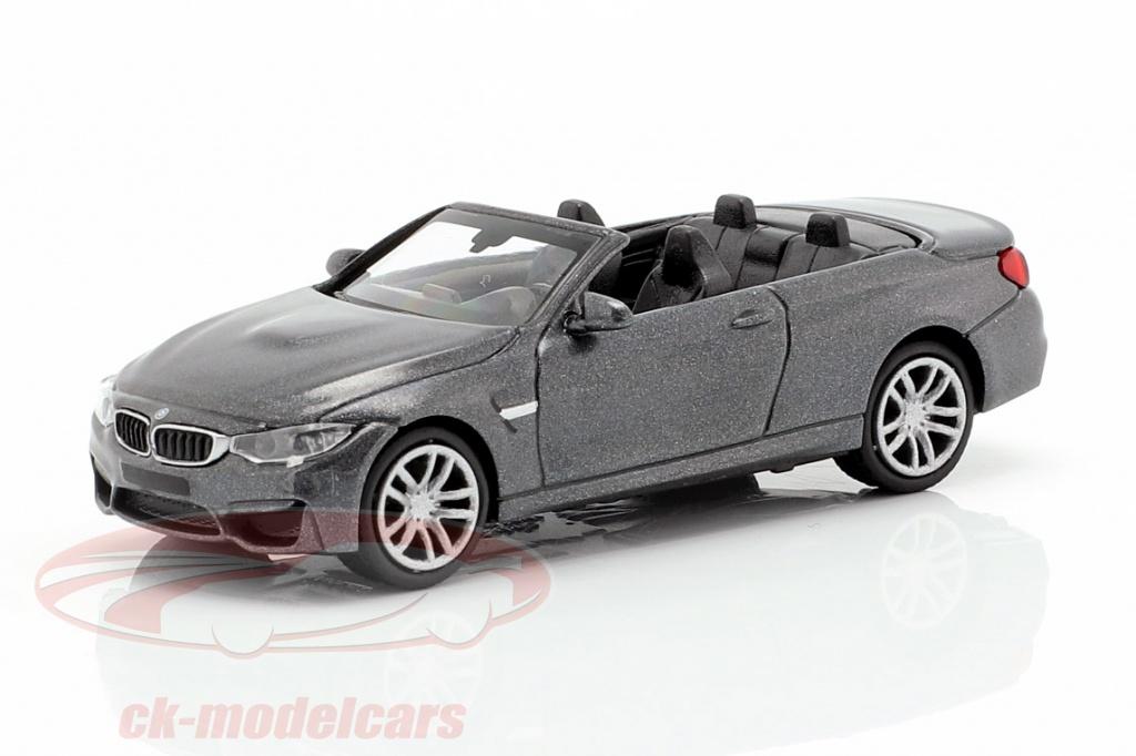 minichamps-1-87-bmw-m4-cabriolet-year-2015-grey-metallic-870027230/