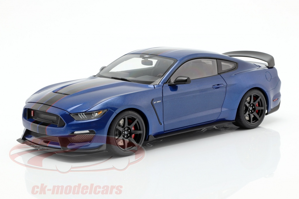 autoart-1-18-ford-mustang-shelby-gt350r-year-2017-blue-black-72933/