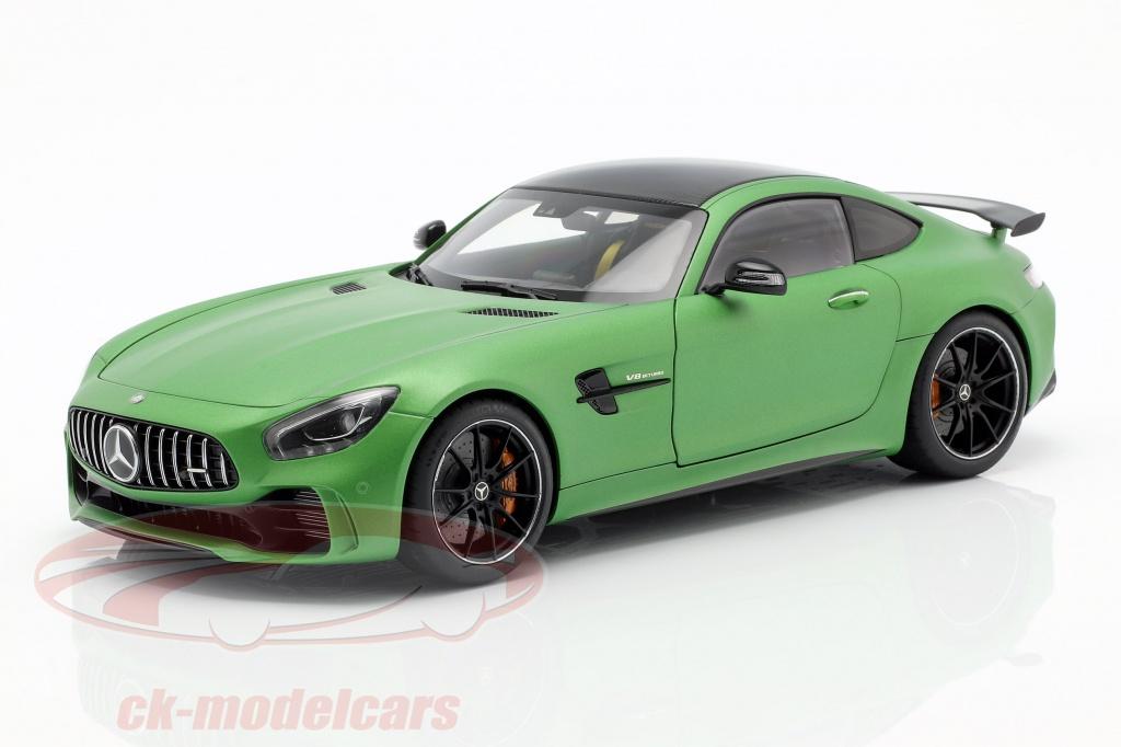 autoart-1-18-mercedes-benz-amg-gt-r-anno-di-costruzione-2017-tappetino-verde-metallico-76333/
