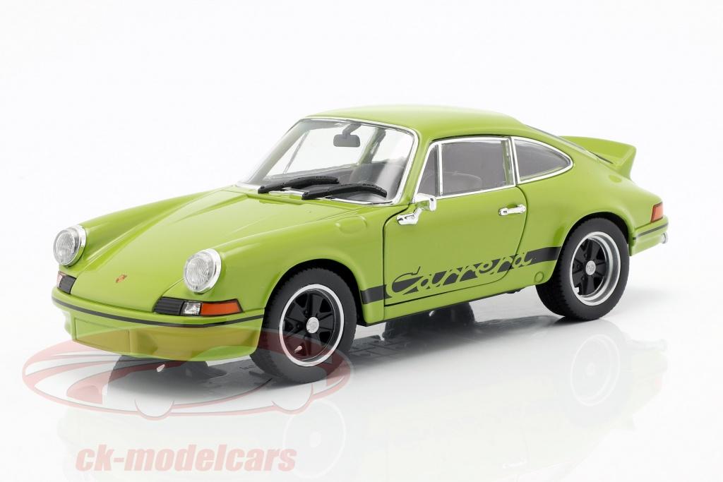 welly-1-24-porsche-911-carrera-rs-anno-di-costruzione-1973-verde-lime-nero-map02482118/