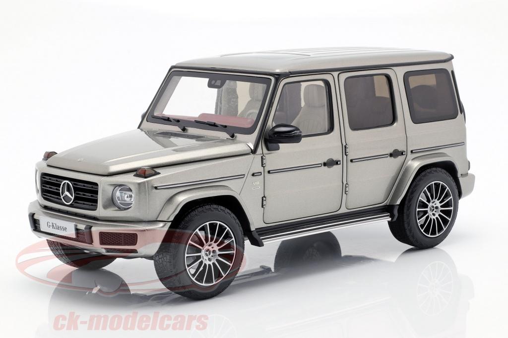 minichamps-1-18-mercedes-benz-g-class-w463-40-years-2019-mojave-silver-metallic-b66961276/