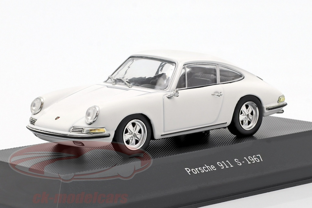 atlas-1-43-porsche-911-s-opfrselsr-1967-hvid-7114024-4024/