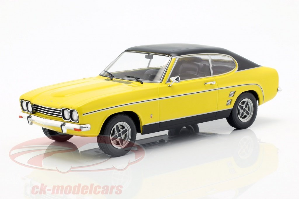 modelcar-group-1-18-ford-capri-mk-i-year-1973-yellow-black-mcg18085/