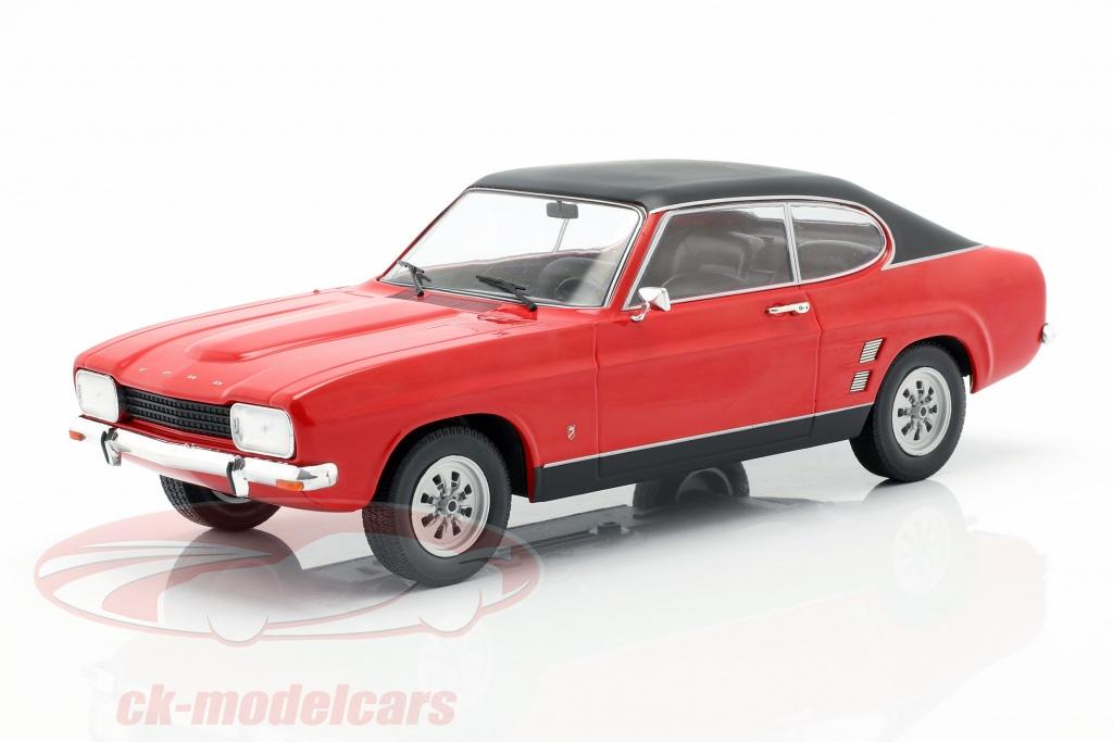 modelcar-group-1-18-ford-capri-mk-i-anno-di-costruzione-1973-rosso-nero-mcg18083/