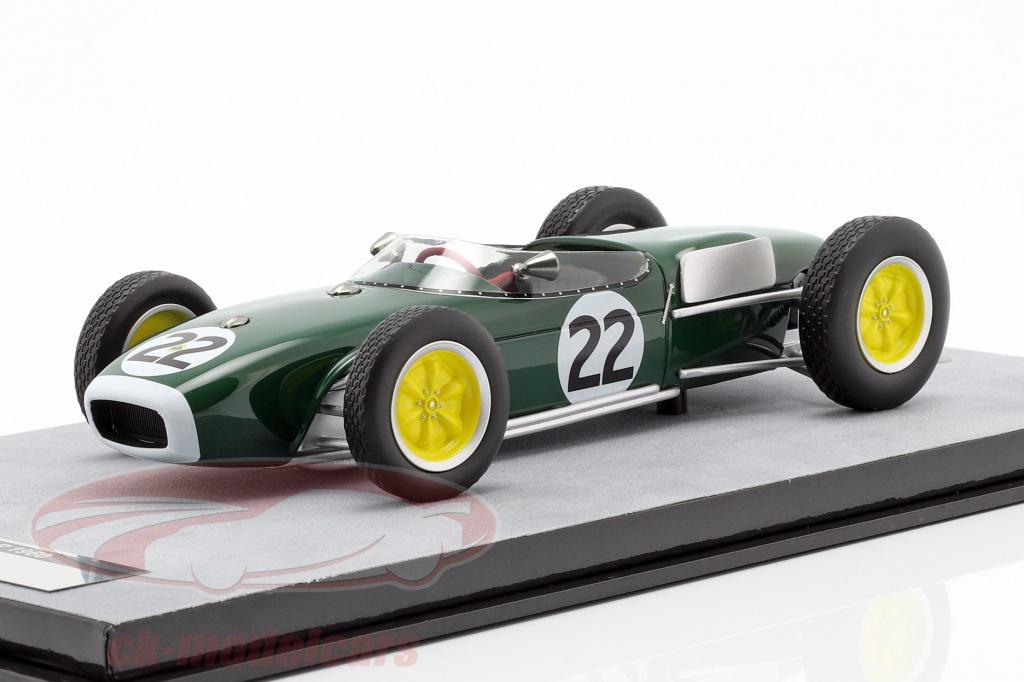 tecnomodel-1-18-ron-flockhart-lotus-18-no22-fransk-gp-formel-1-1960-tm18-124b/