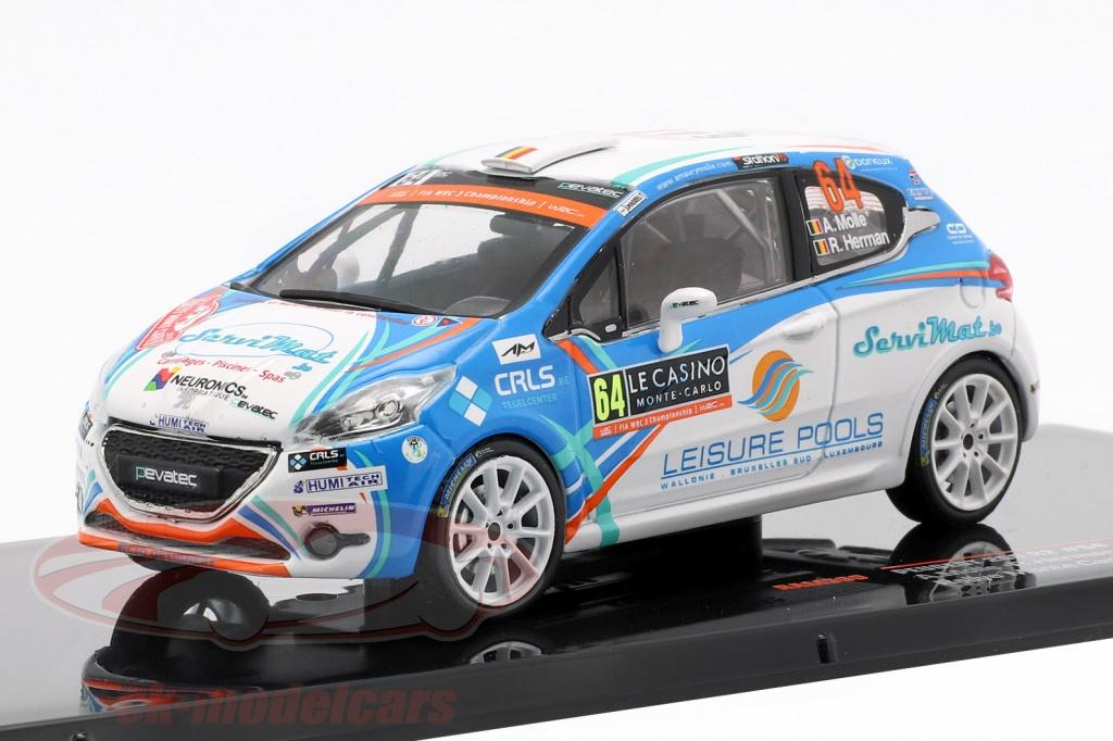 ixo-1-43-peugeot-208-r2-no64-rally-monte-carlo-2018-molle-herman-ram560/