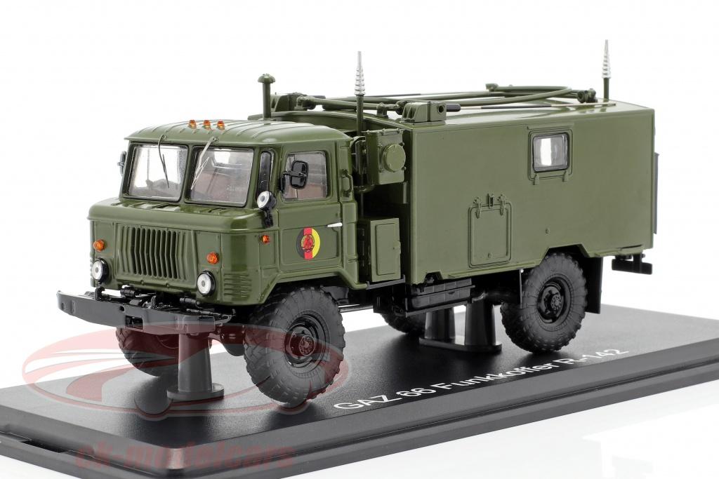 premium-classixxs-1-43-gaz-66-funkkoffer-r-142-nva-camion-veicolo-militare-scuro-oliva-pcl47099/