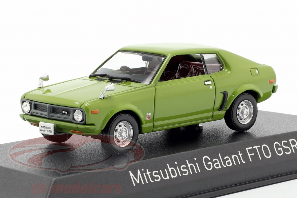 norev-1-43-mitsubishi-galant-fto-gsr-anno-di-costruzione-1973-verde-800168/