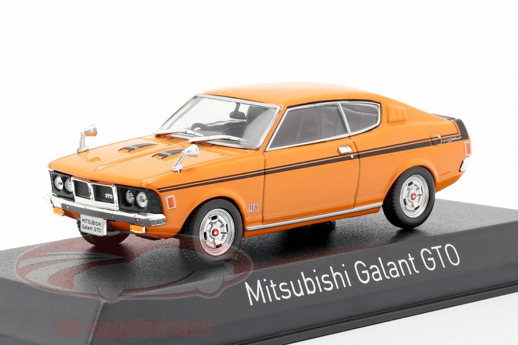 norev-1-43-mitsubishi-galant-gto-bouwjaar-1970-oranje-800173/