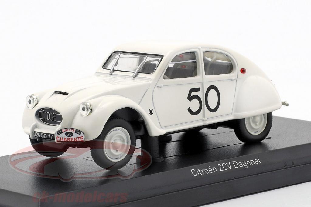 norev-1-43-citroen-2cv-dagonet-no50-rallye-des-charentes-1956-bianco-151396/