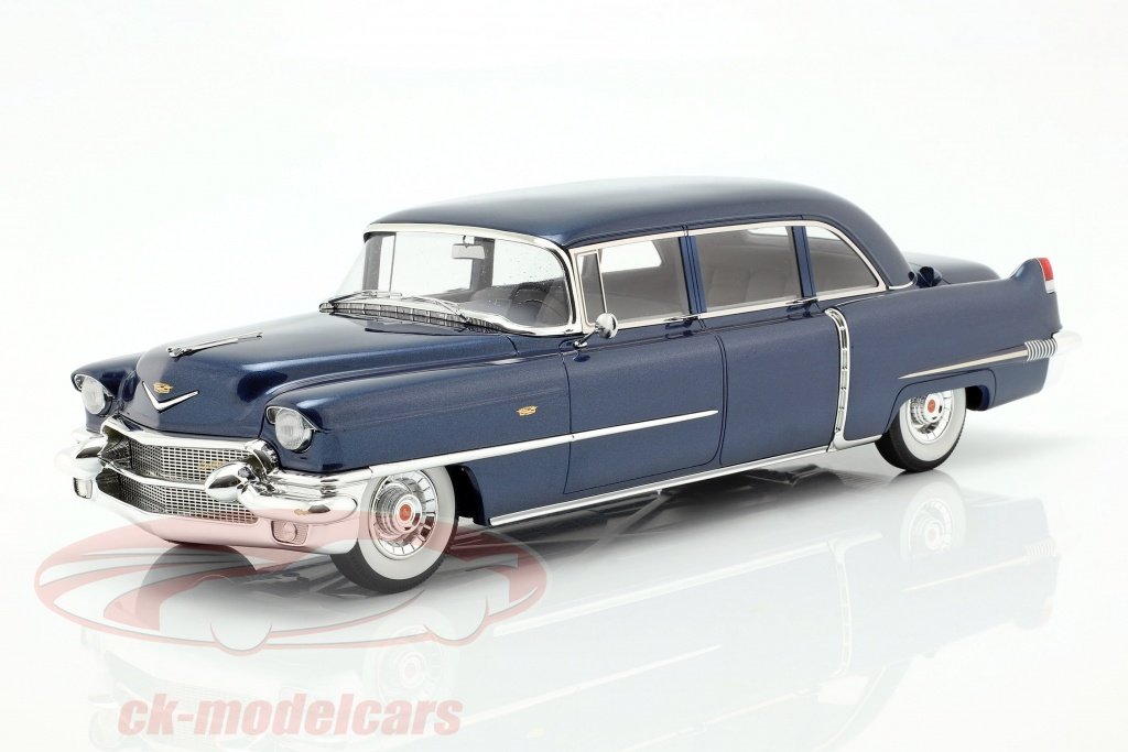 great-lighting-models-1-18-cadillac-fleetwood-series-75-annee-de-construction-1956-bleu-metallique-glm180021/