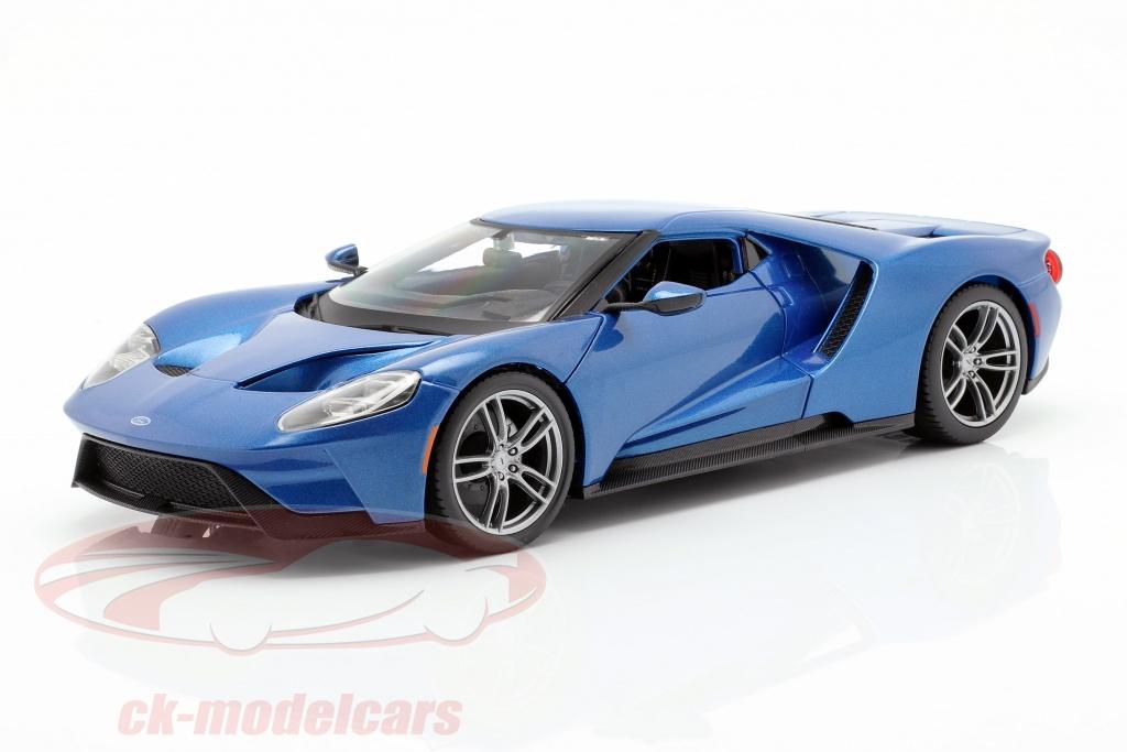 maisto-1-18-ford-gt-year-2017-blue-metallic-31384b/