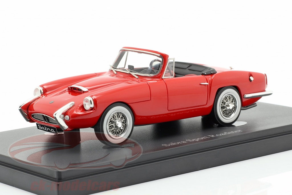 autocult-1-43-sabra-sport-roadster-bouwjaar-1962-rood-05027/
