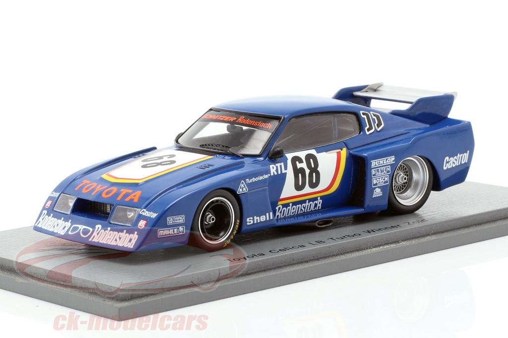 spark-1-43-toyota-celica-lb-turbo-no68-gagnant-adac-trophy-zolder-1977-harald-ertl-s7700/