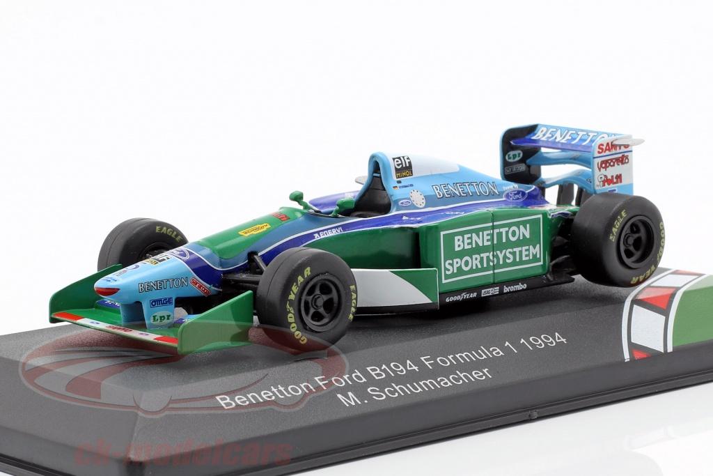 cmr-1-43-michael-schumacher-benetton-b194-no5-champion-du-monde-formule-1-1994-cmr43f1003/